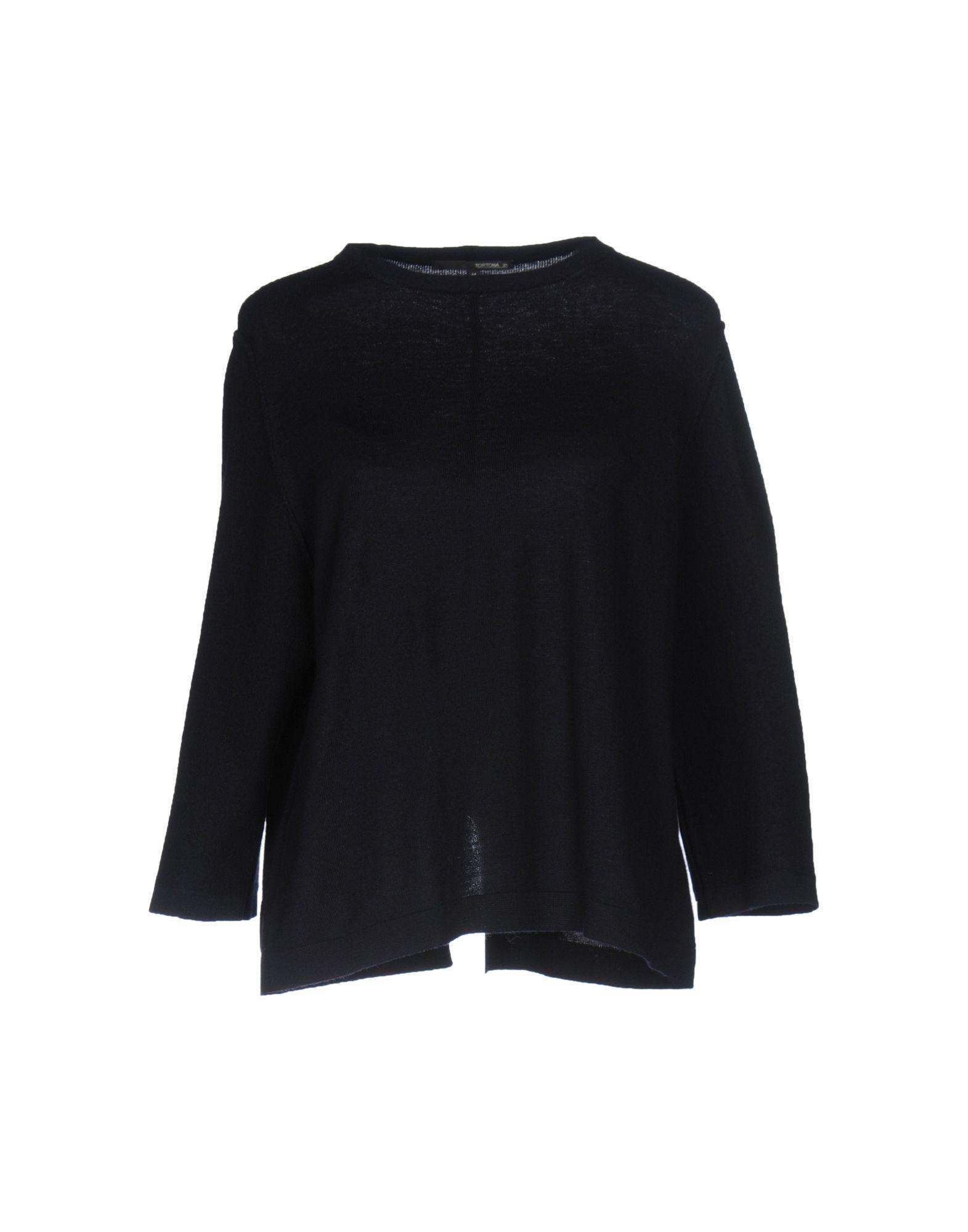 TORTONA 21 Damen Pullover Farbe Dunkelblau Größe 5 - broschei