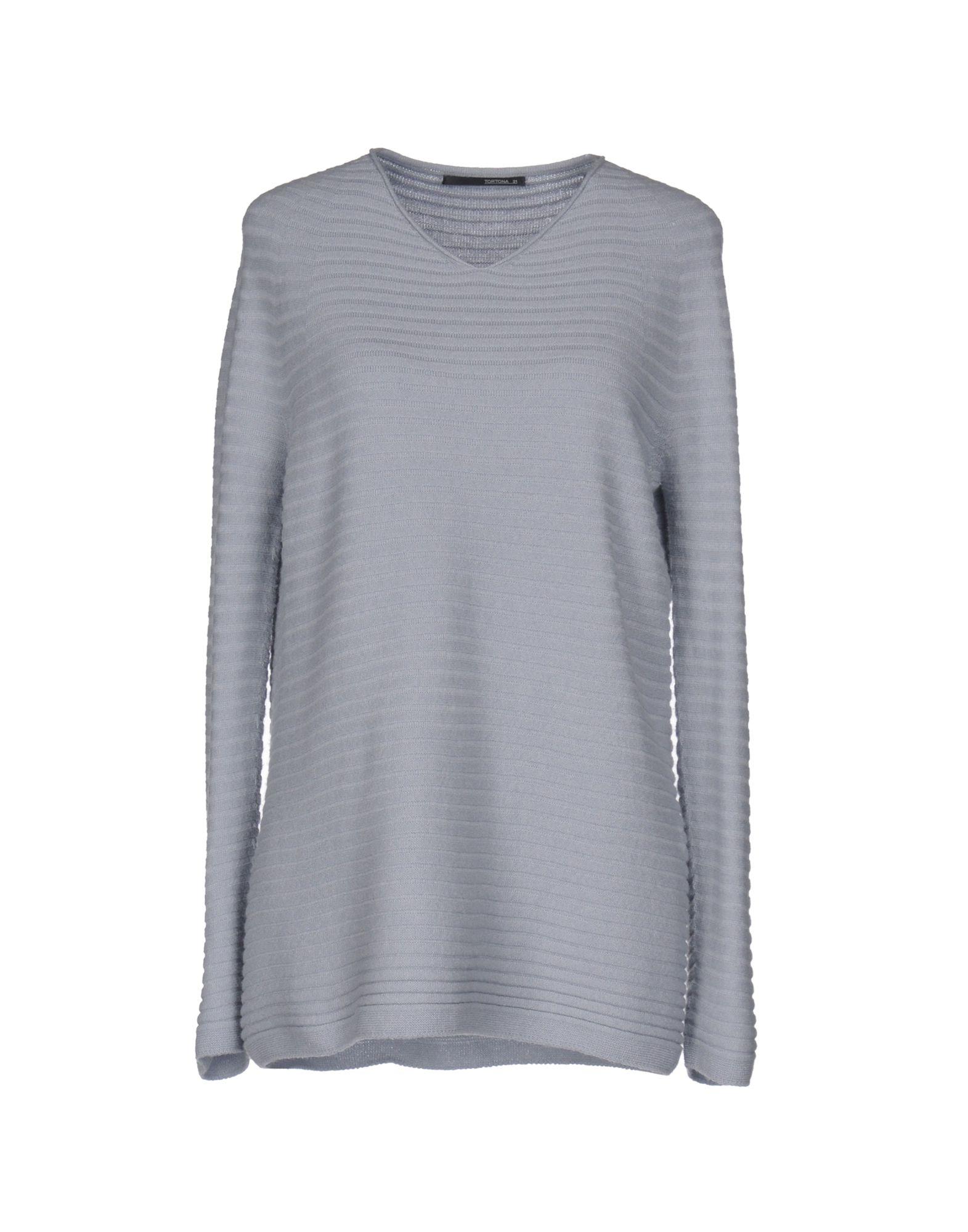 TORTONA 21 Damen Pullover Farbe Himmelblau Größe 5