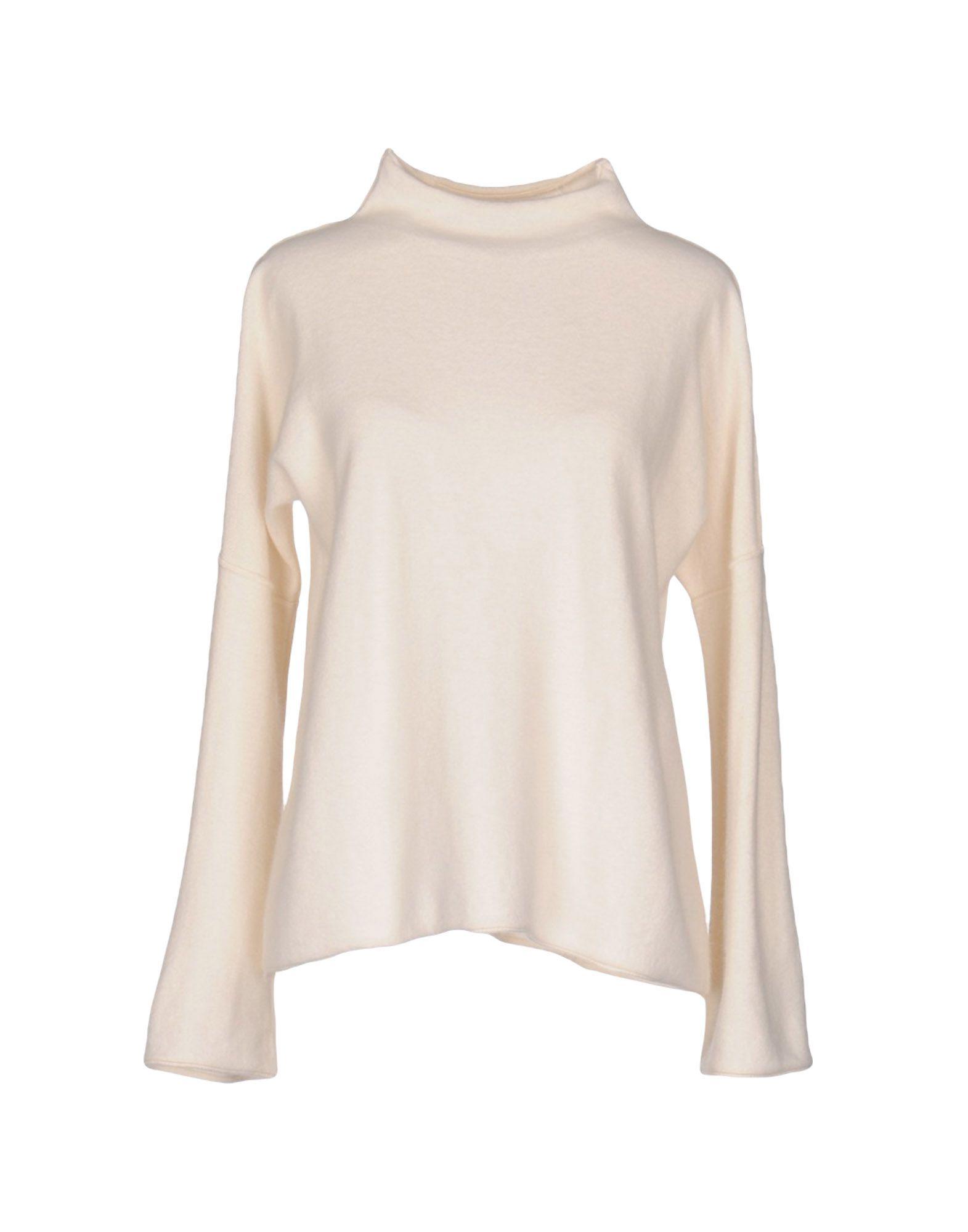 TORTONA 21 Damen Pullover Farbe Weiß Größe 5 - broschei