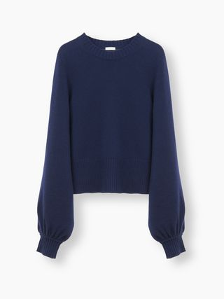 Billowy sweater