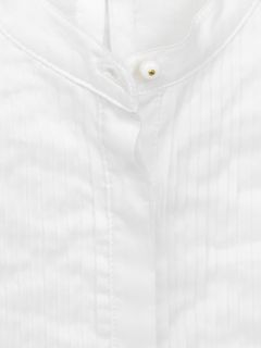 Pin-tuck shirt