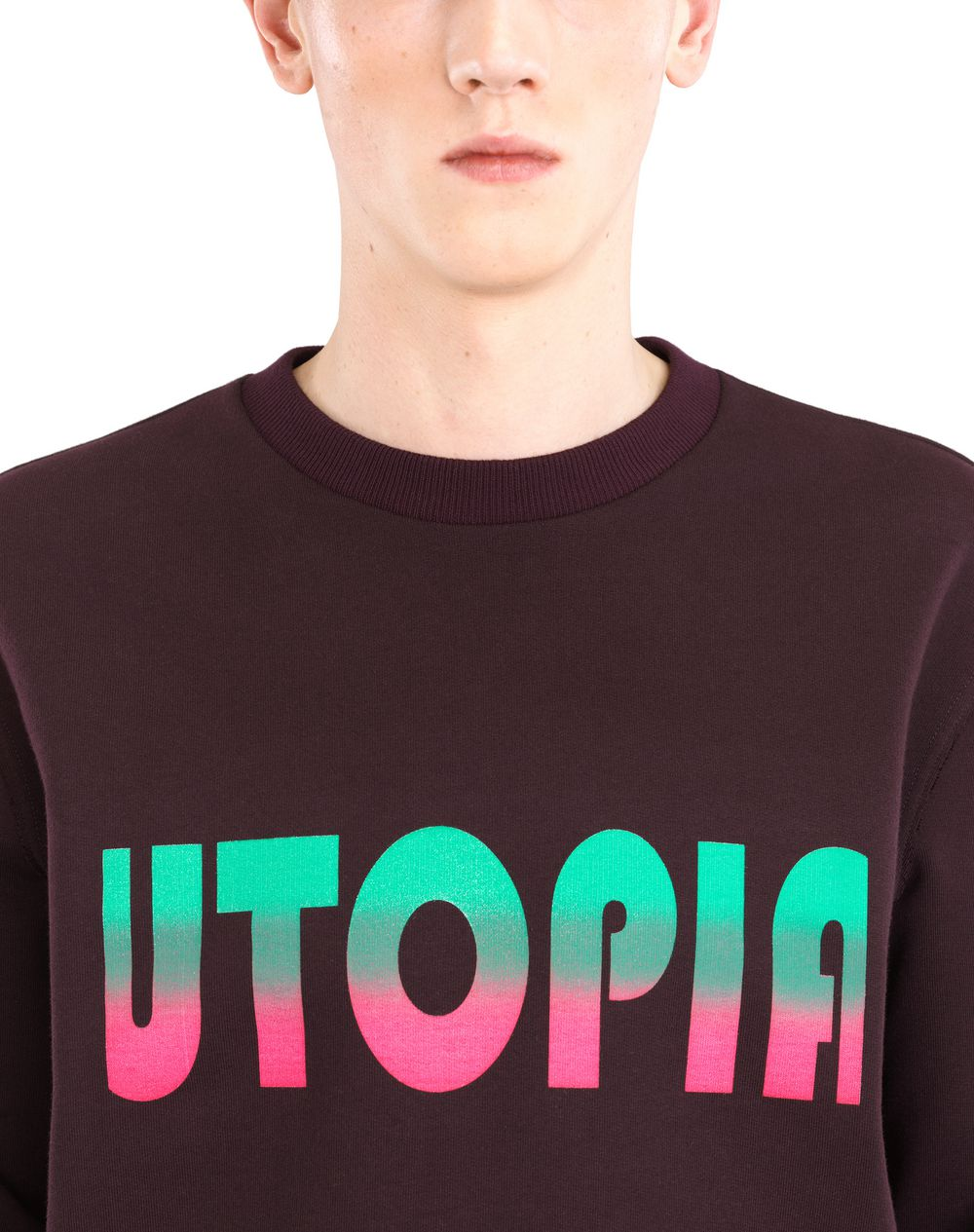 """UTOPIA"" SWEATSHIRT - Lanvin"