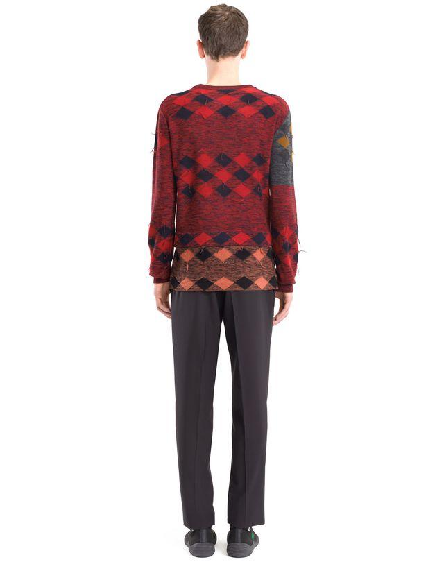 LANVIN PATCHWORK JUMPER Knitwear & Jumpers U d