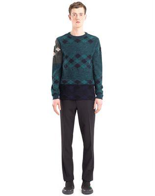LANVIN PATCHWORK SWEATER Knitwear & Sweaters U r