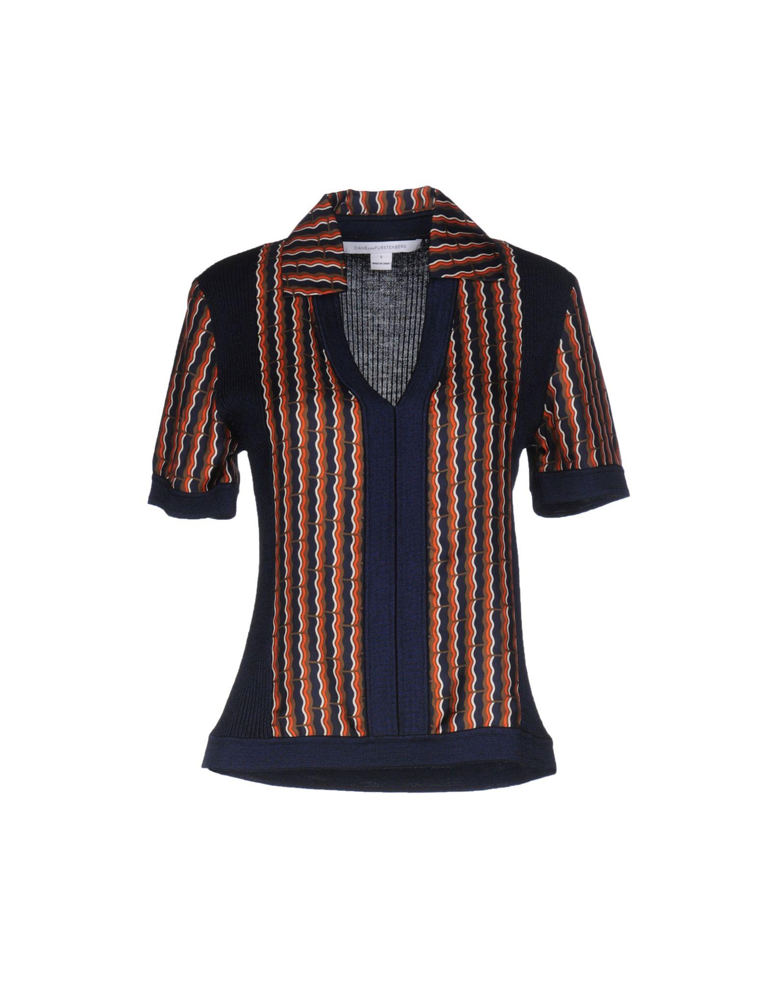 DIANE VON FURSTENBERG Свитер diane von furstenberg свитер с короткими рукавами