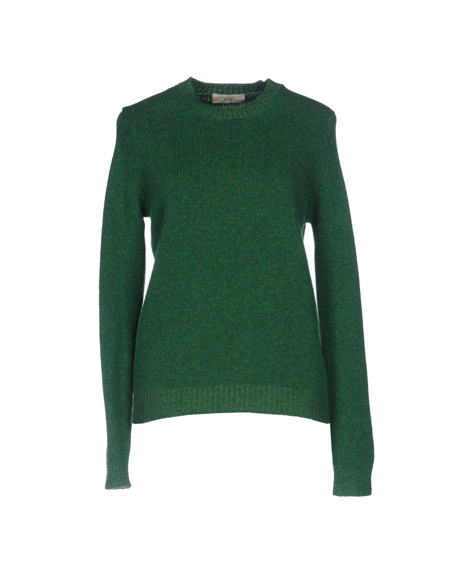 ESK Sweater in Green