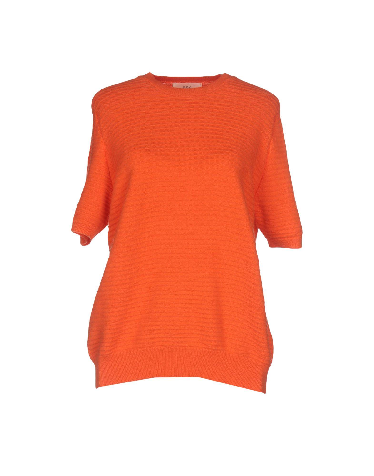 ESK Cashmere Blend in Orange