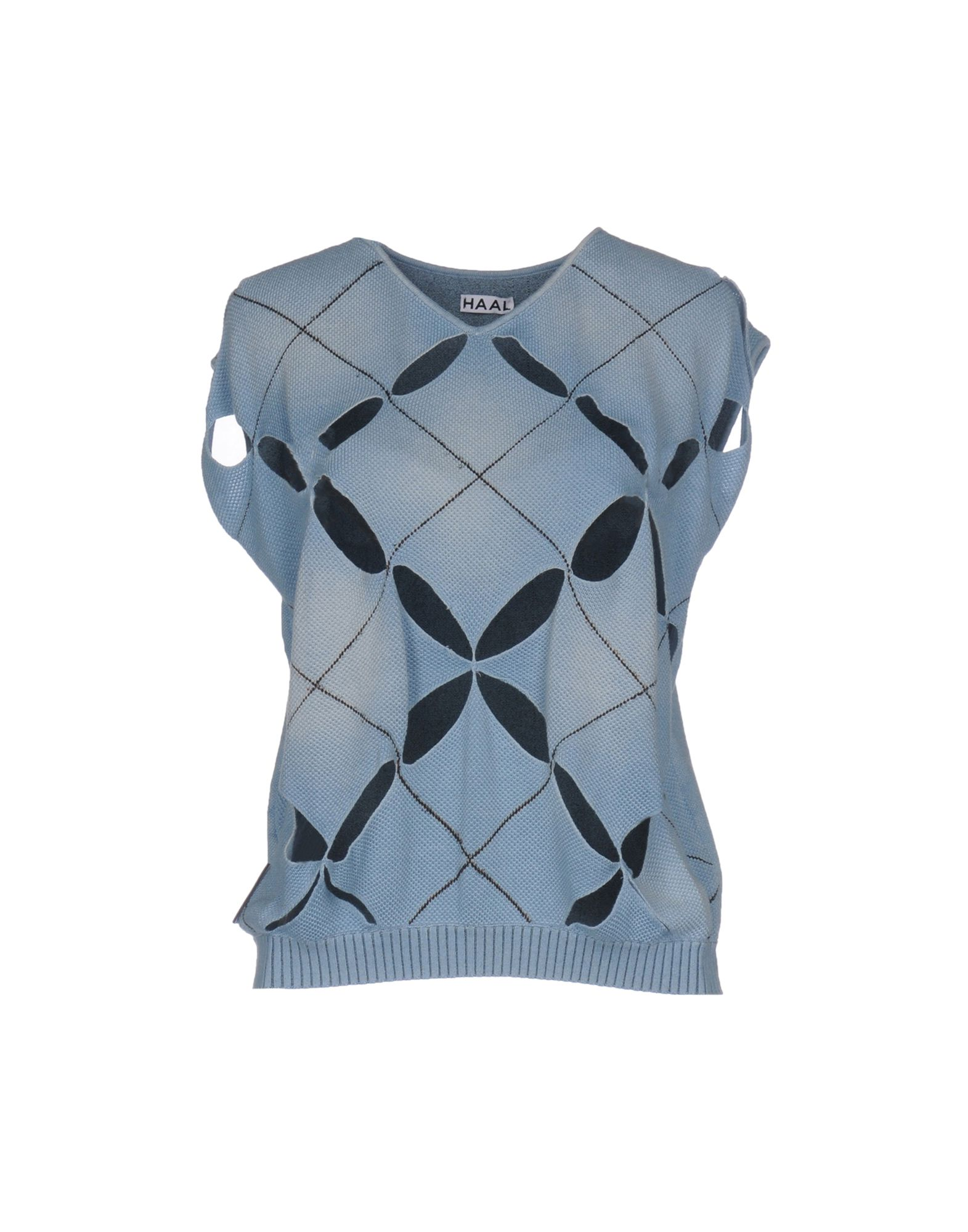 HAAL Sweaters in Sky Blue