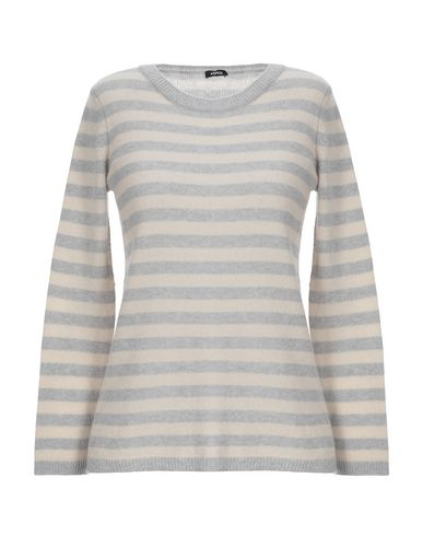 Фото - Женский свитер ASPESI светло-серого цвета