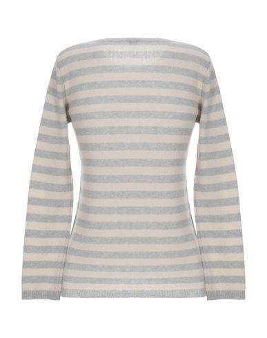 Фото 2 - Женский свитер ASPESI светло-серого цвета