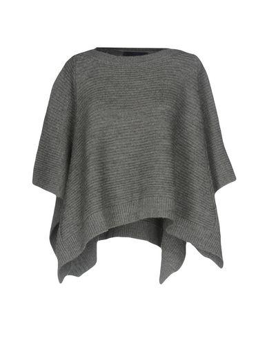 Купить Женский свитер BLUE LES COPAINS свинцово-серого цвета