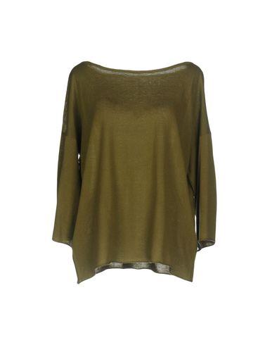 Купить Женский свитер ZHELDA цвет зеленый-милитари