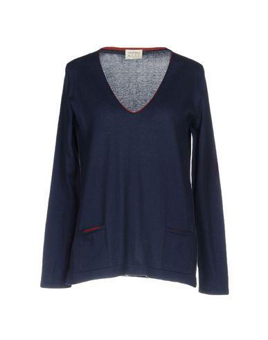 Фото - Женский свитер MALÌPARMI M.U.S.T. темно-синего цвета
