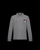 MONCLER POLO SHIRT - Polo sweaters - men