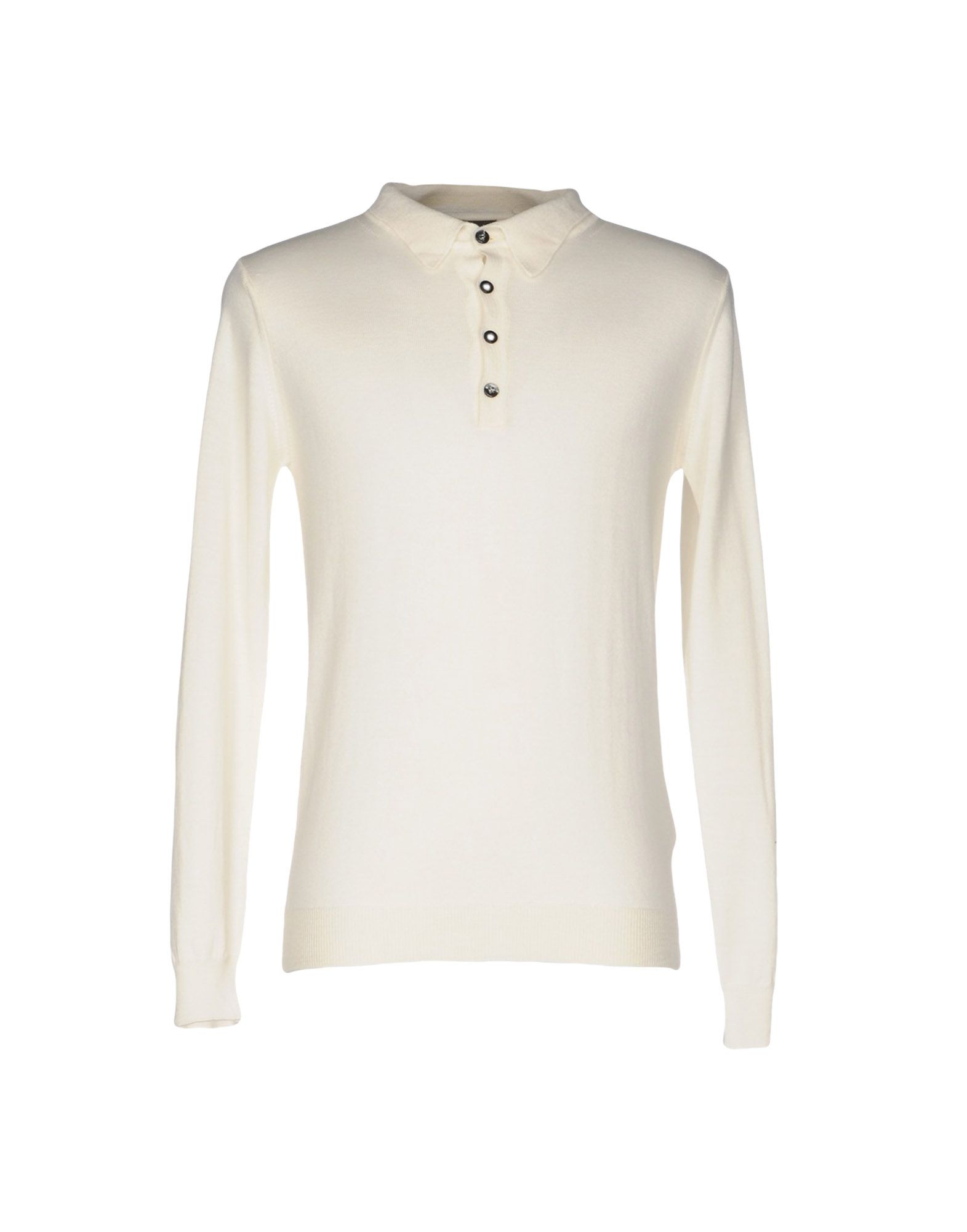 OSCAR JACOBSON Sweater in Ivory