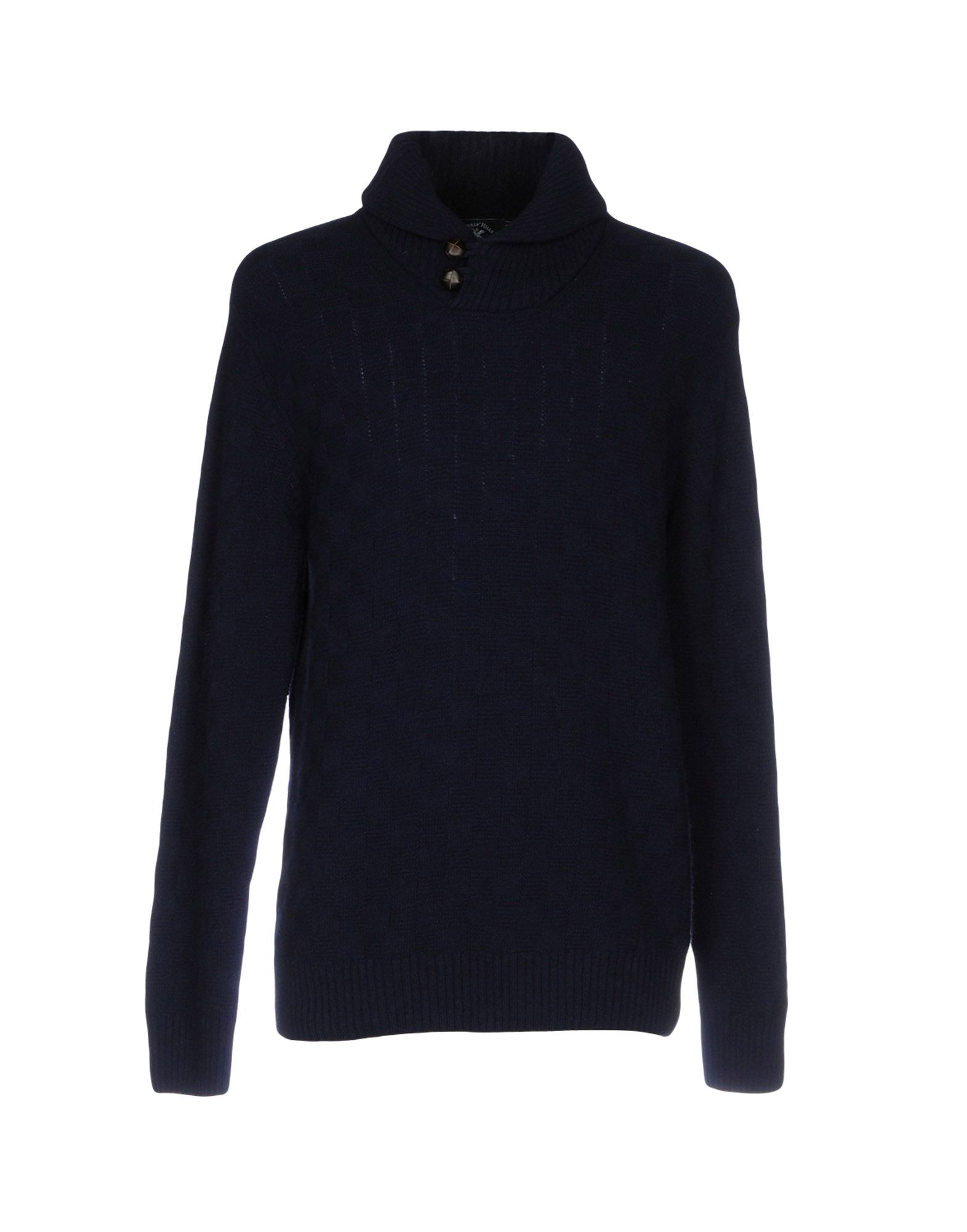 BEVERLY HILLS POLO CLUB Свитер свитер polo цвет черный
