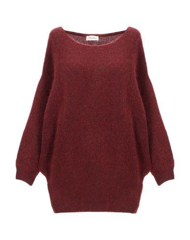 Купить Женский свитер  кирпично-красного цвета