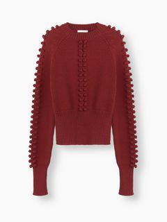 ボブルニットセーター