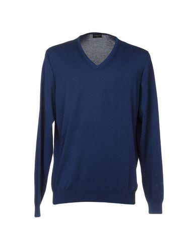 Фото - Мужской свитер DRUMOHR синего цвета