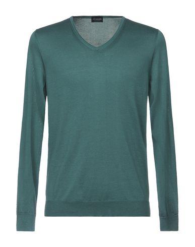 Купить Мужской свитер DRUMOHR зеленого цвета