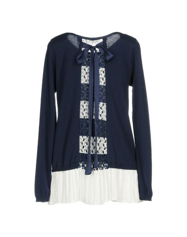 Фото 2 - Женский свитер ANNA RACHELE JEANS COLLECTION темно-синего цвета