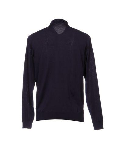 Фото 2 - Мужской свитер DRUMOHR темно-фиолетового цвета
