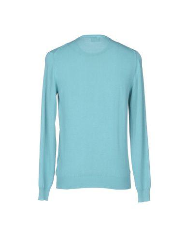 Фото 2 - Мужской свитер GRAN SASSO светло-зеленого цвета