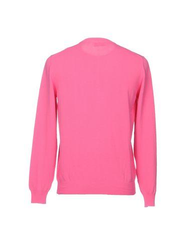 Фото 2 - Мужской свитер GRAN SASSO цвета фуксия