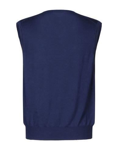 Фото 2 - Мужской свитер GRAN SASSO темно-синего цвета