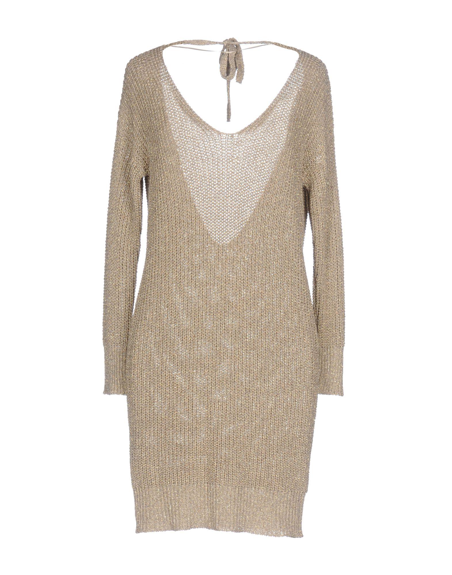 SOUVENIR Свитер souvenir платье длиной 3 4