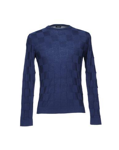 Фото - Мужской свитер YOON темно-синего цвета
