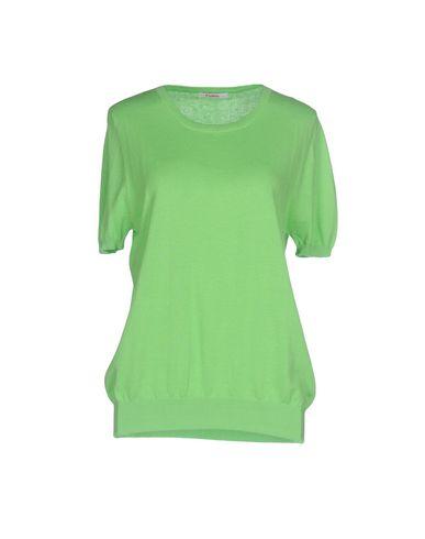 Купить Женский свитер  кислотно-зеленого цвета
