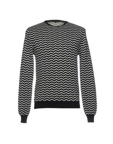 Фото - Мужской свитер BRIAN DALES черного цвета