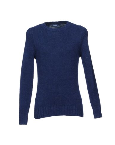Фото - Мужской свитер DRUMOHR темно-синего цвета