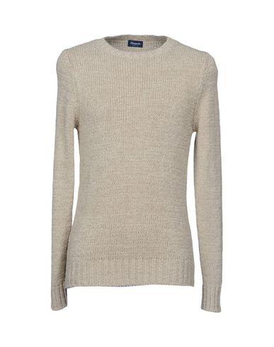 Фото - Мужской свитер DRUMOHR бежевого цвета