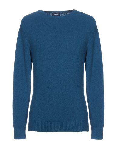 Купить Мужской свитер DRUMOHR ярко-синего цвета