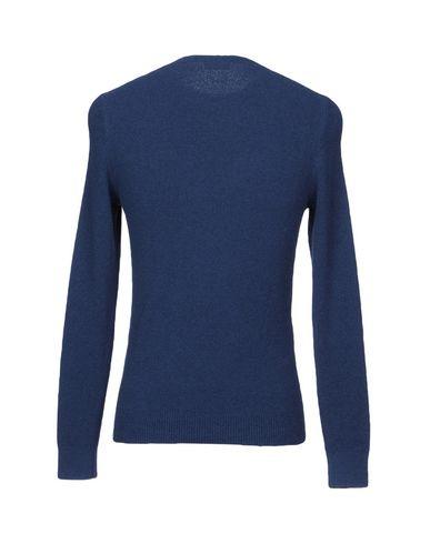 Фото 2 - Мужской свитер DRUMOHR темно-синего цвета