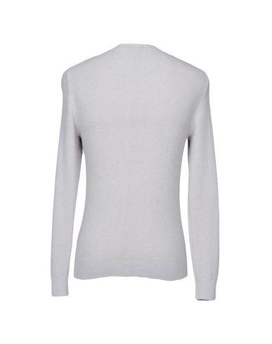 Фото 2 - Мужской свитер DRUMOHR светло-серого цвета