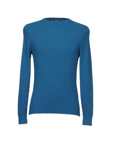 Фото - Мужской свитер DRUMOHR цвет цвет морской волны