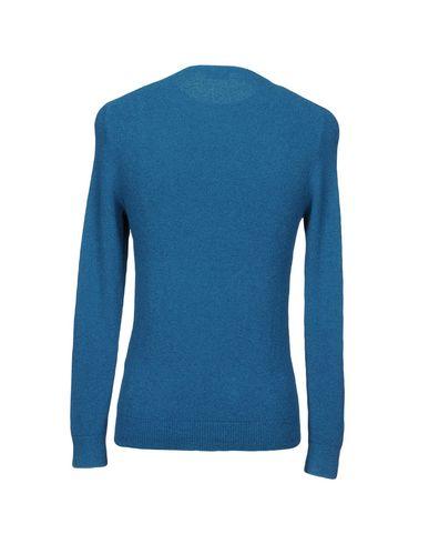 Фото 2 - Мужской свитер DRUMOHR цвет цвет морской волны