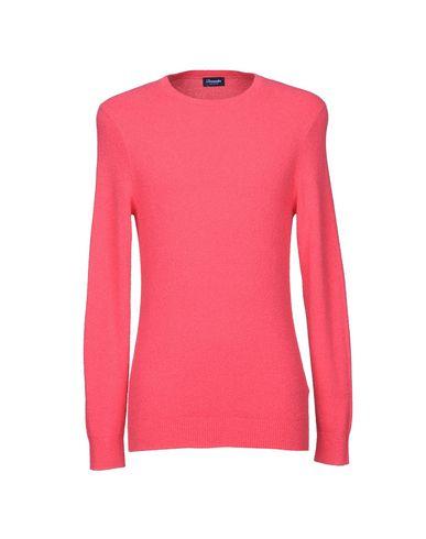 Купить Мужской свитер DRUMOHR кораллового цвета