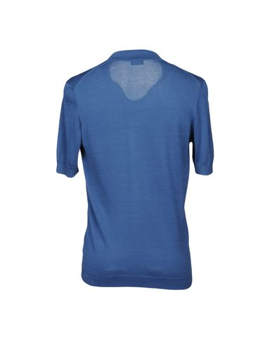 Фото 2 - Мужской свитер DRUMOHR грифельно-синего цвета