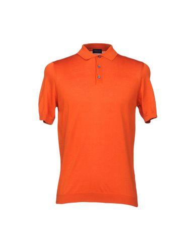 Фото - Мужской свитер DRUMOHR оранжевого цвета