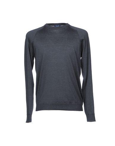 Фото - Мужской свитер DRUMOHR свинцово-серого цвета