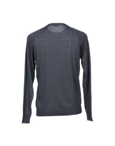 Фото 2 - Мужской свитер DRUMOHR свинцово-серого цвета