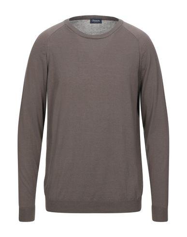 Купить Мужской свитер DRUMOHR цвета хаки