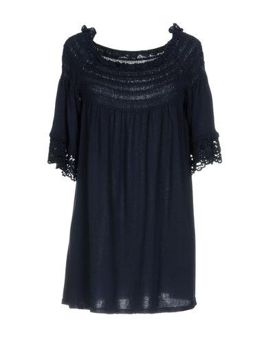 Фото - Женский свитер TWINSET темно-синего цвета