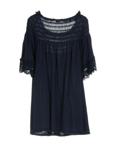 Фото 2 - Женский свитер TWINSET темно-синего цвета