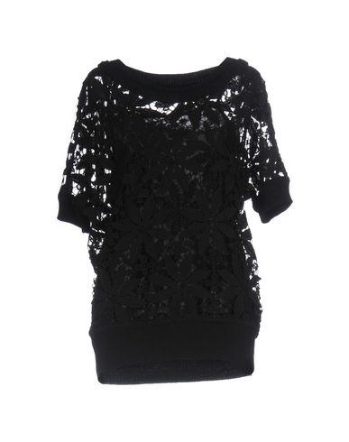 Фото - Женский свитер TWINSET черного цвета
