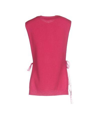 Фото 2 - Женский свитер  розовато-лилового цвета